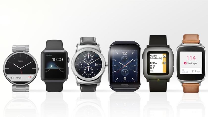 448. Smartwatch : perlu gak sih? Smartwatch berbagai merk yang beken di tahun 2015.