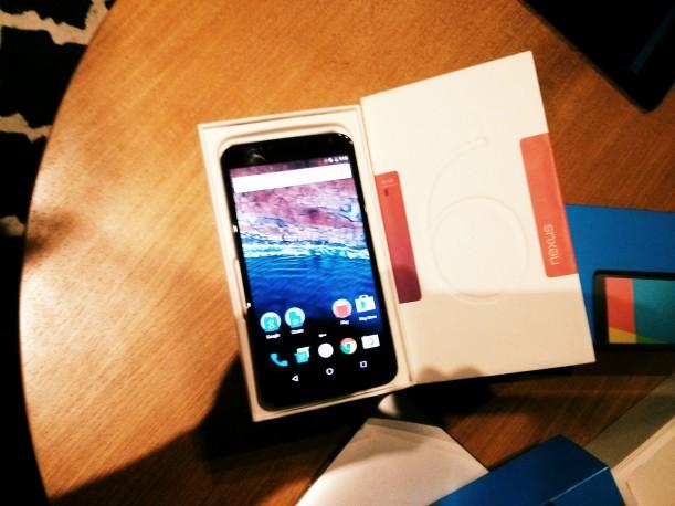 445. Dilema diriku dan Nexus 6!