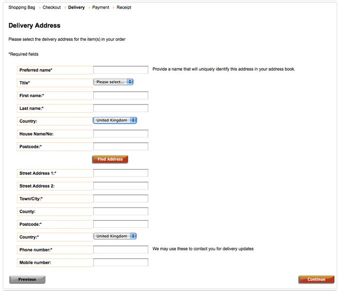 447.UX design: 5 tips untuk form pengiriman yang lebih baik! Form pengiriman yang puanjaaang banget. RIBET KAHN?