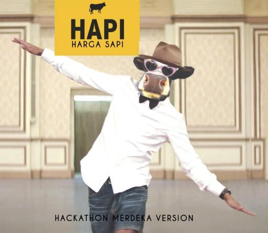 456. 3 Tips menjalani Hackathon! Cover HAPI