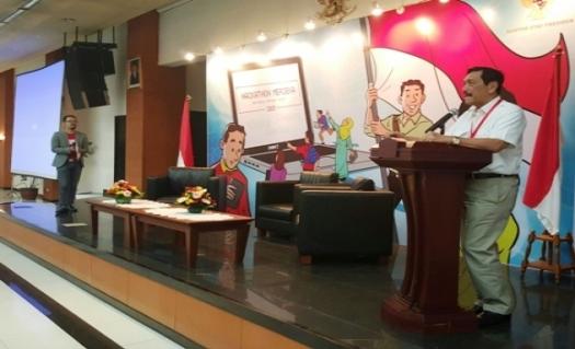 455. Hackathon Merdeka #MDK! Luhut Panjaitan