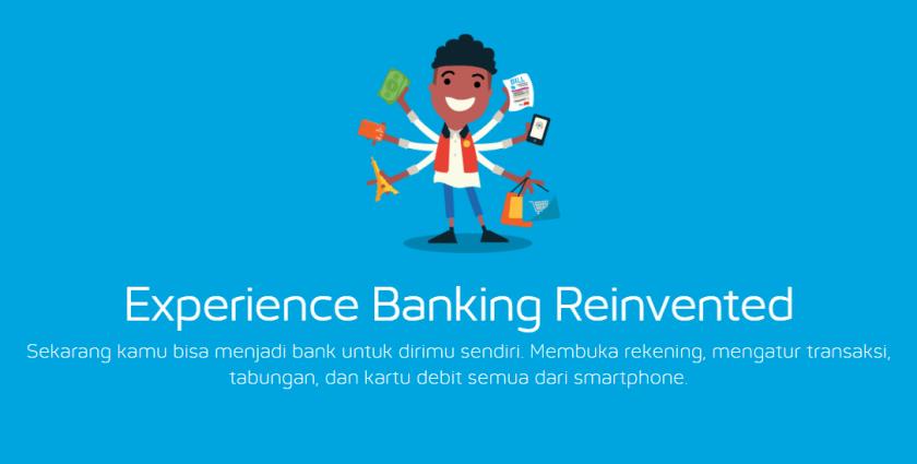 502. Berlomba-lomba menjadi Digital Banking! JENIUS